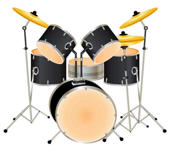 Make a Drum Kit from Anything