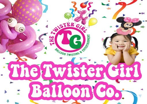 Twister Girl Balloon Twisting Workshops