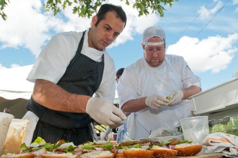 Cleveland Garlic Festival 2012