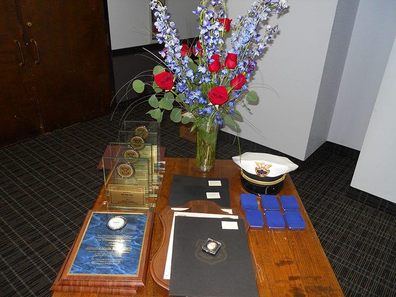 First District Awards 2017 Award Display