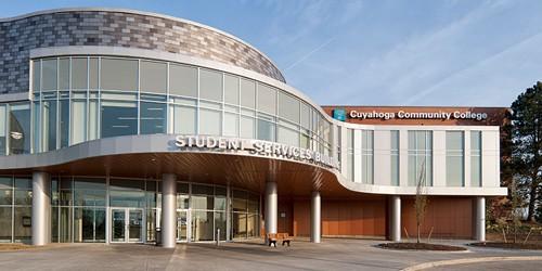 Tri C East Campus Exterior