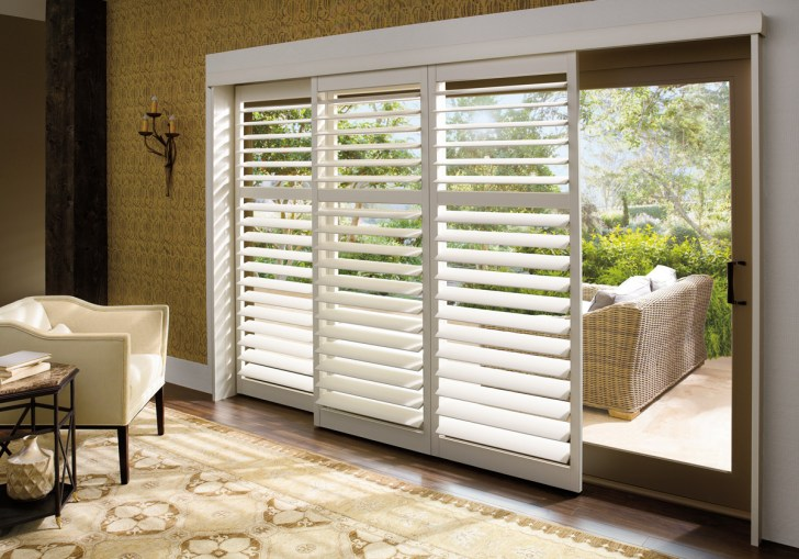 Slide Door Blinds