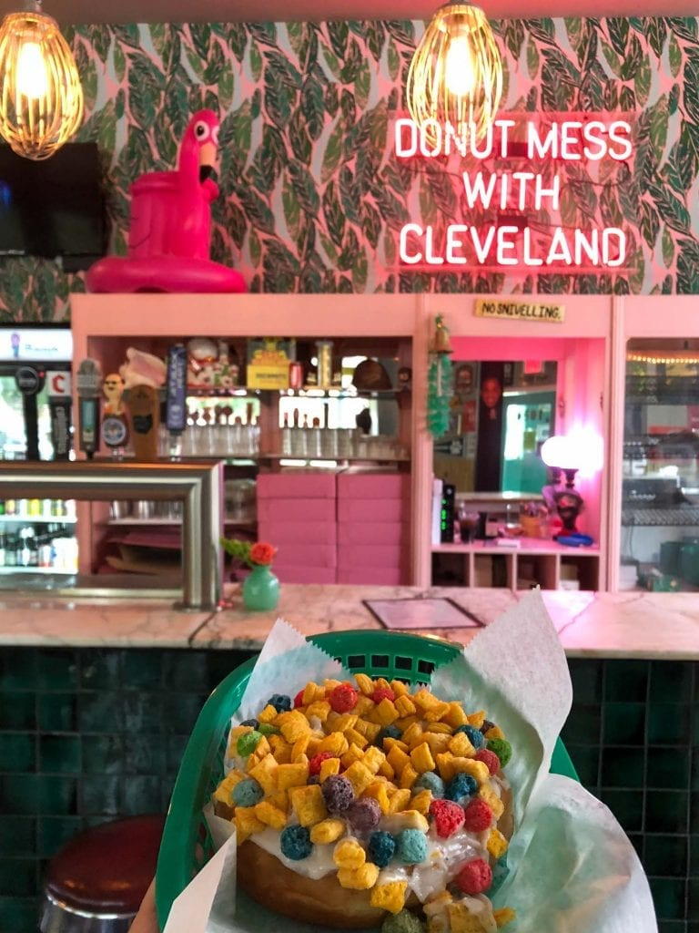 Brew Nuts in Cleveland