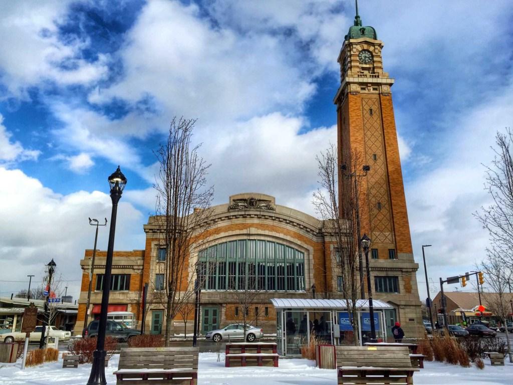 West Side Market building
