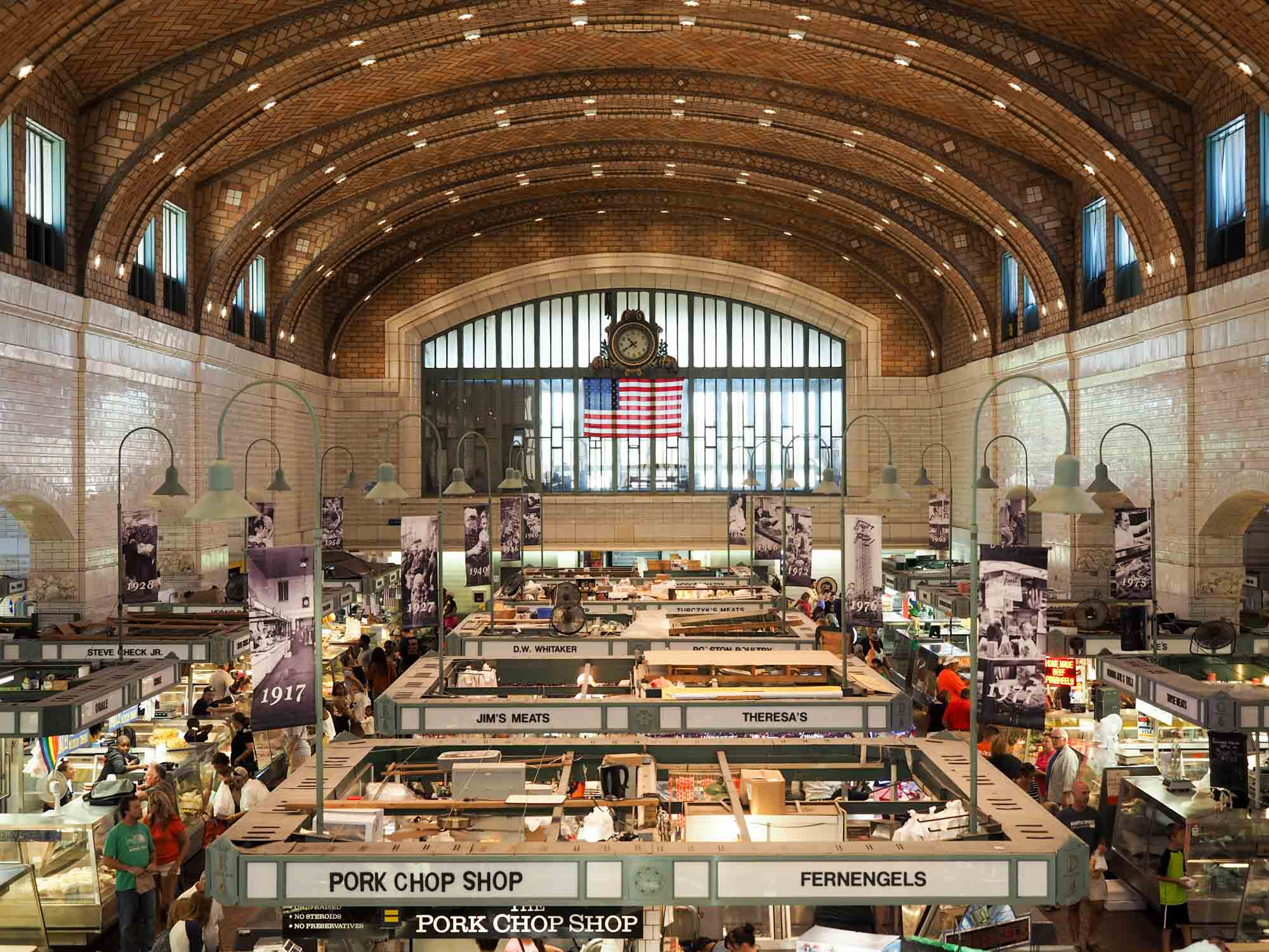 Eat Your Way Through History on a West Side Market Food Tour