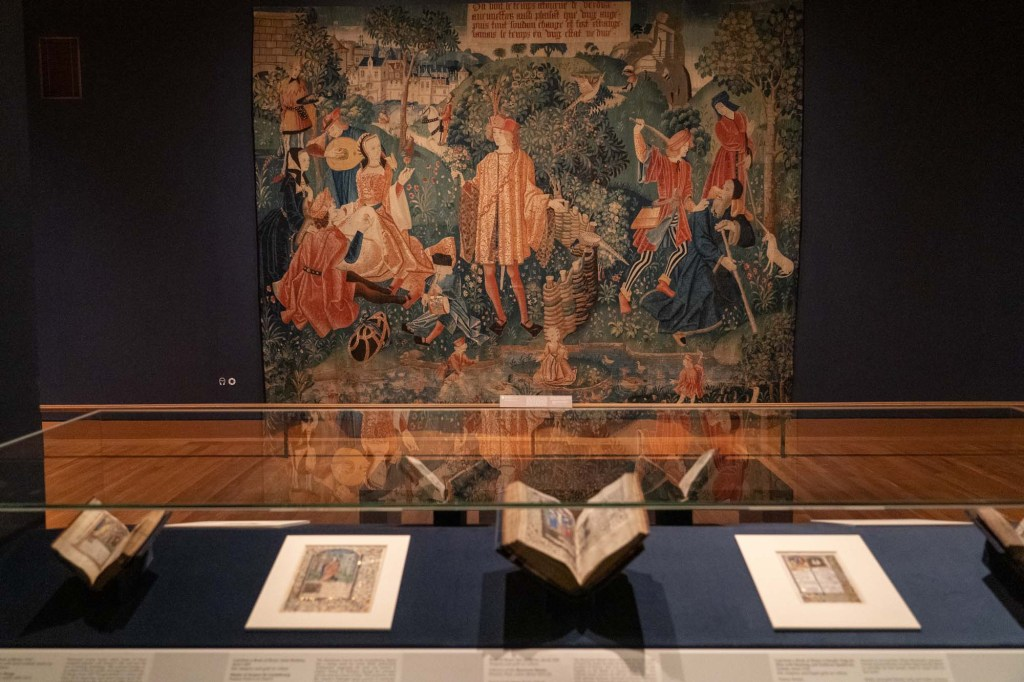 Tapestries at Cleveland Museum of Art