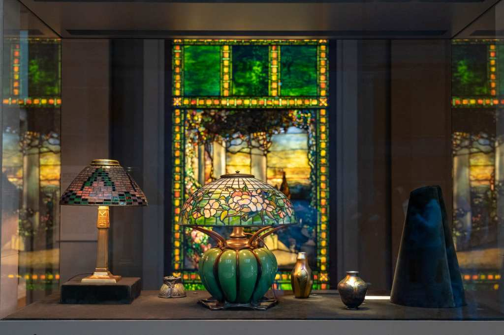 Tiffany Gallery at Cleveland Museum of Art