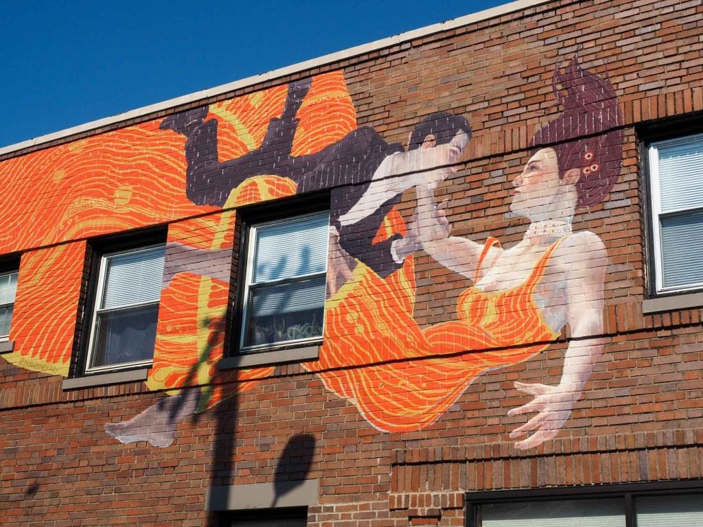 Banter mural
