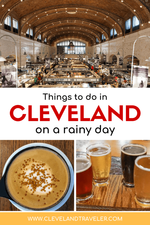 Things to do in Cleveland when it rains