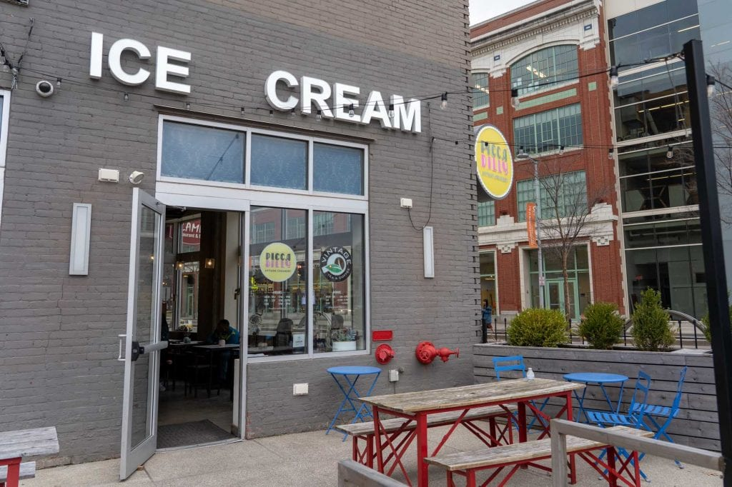 Piccadilly Artisan Creamery