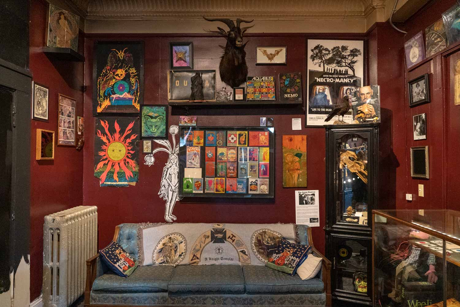 What to Expect when Visiting the Buckland Museum of Witchcraft & Magick