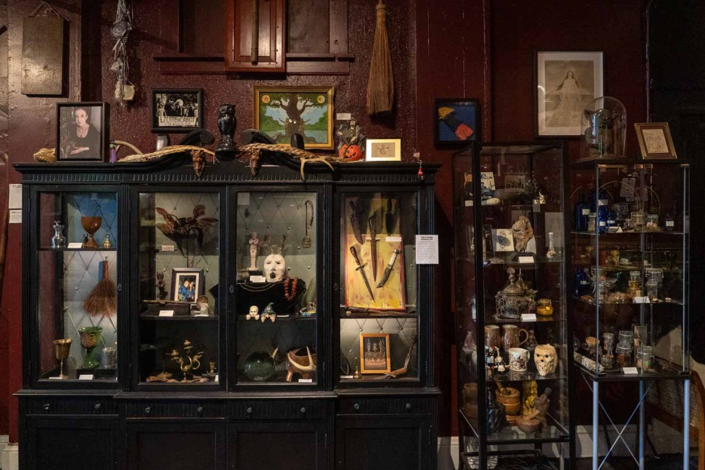 Buckland Museum of Witchcraft & Magick in Cleveland