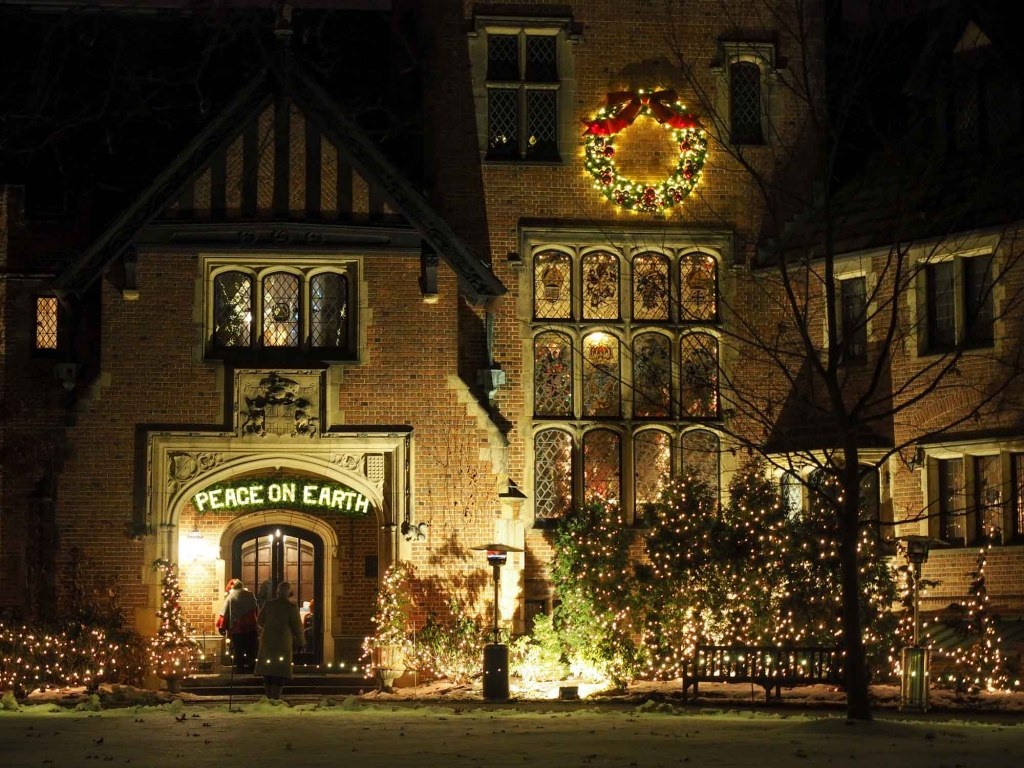 Deck the Halls at Stan Hywet Hall