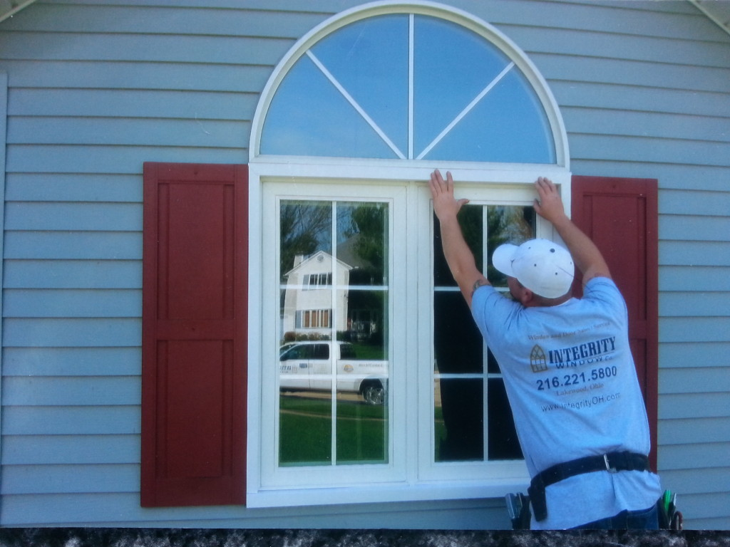 Double Casement Window With Colonial Grids N Olmsted
