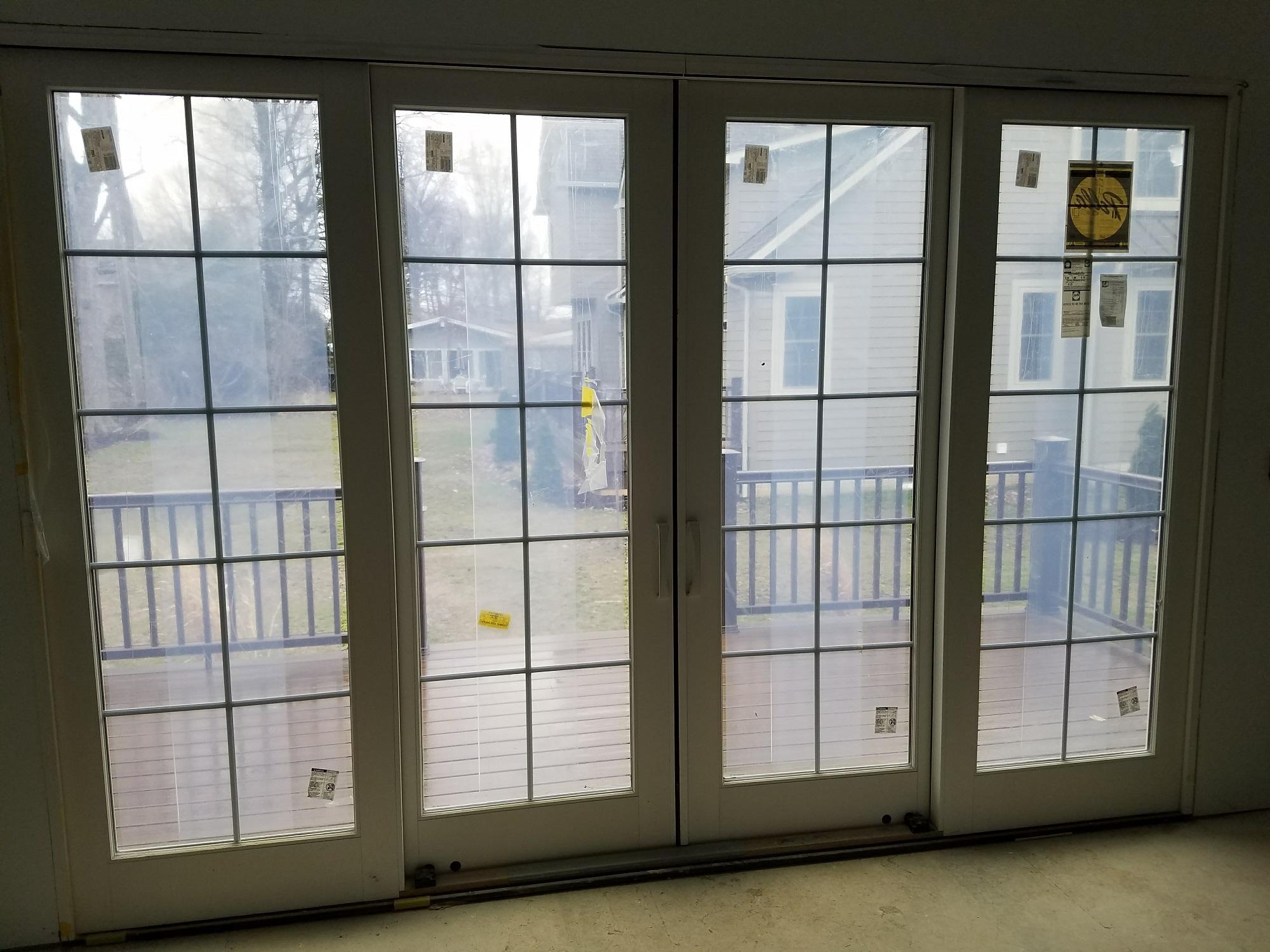 rocky river pella sliding patio doors