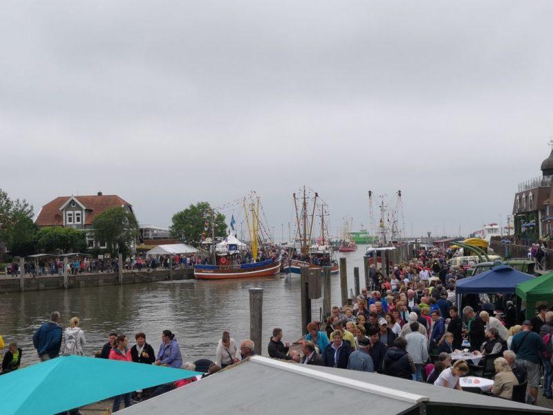 Hafenfest Neuharlingersiel