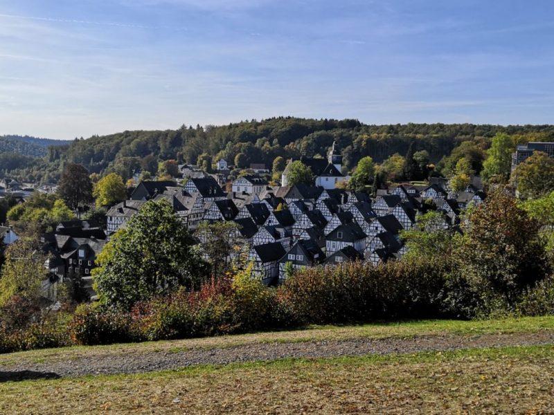 Blick auf Freudenberg