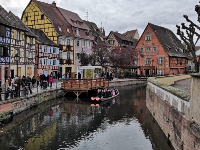 Klein Venedig in Colmar (petite Venise)