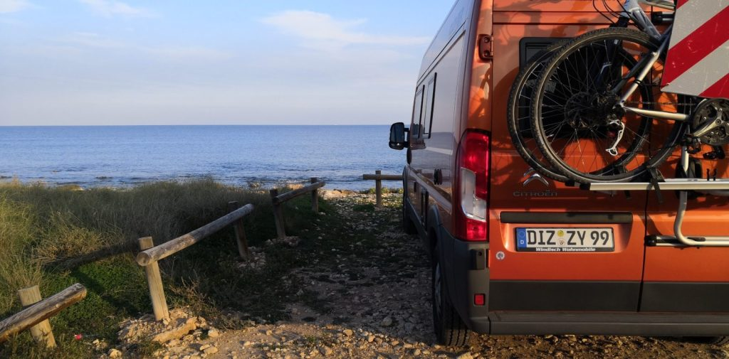 Unterwegs mit Clever Vans