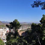 Ausblick von der Festung Sagunt