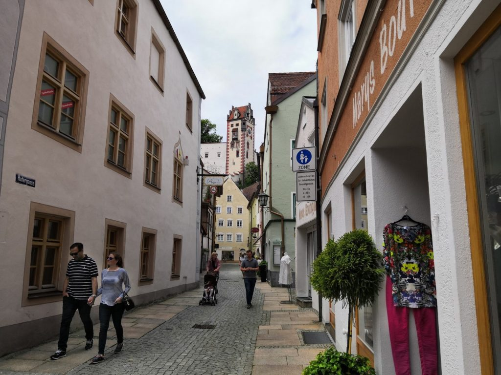 Füssener Alstadt