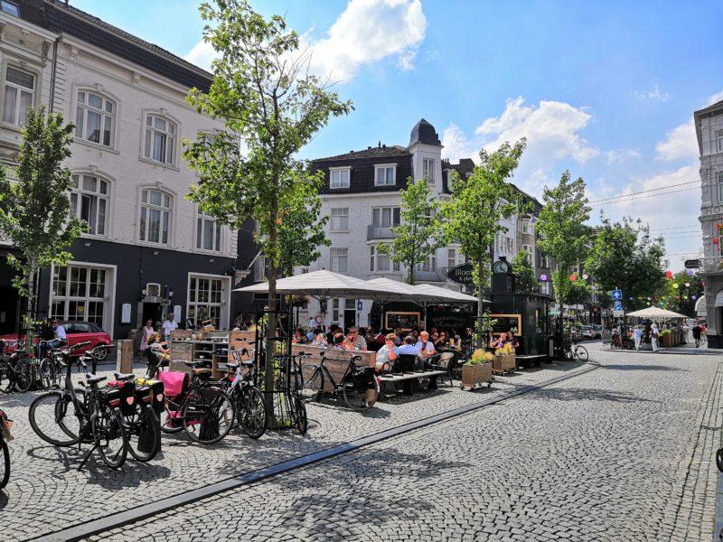 Cafés in Maastricht