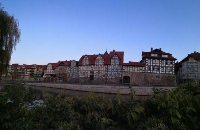 Weserufer Hann. Münden
