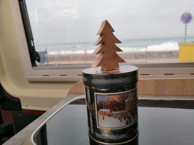 Weihnachtsfeeling in El Portús