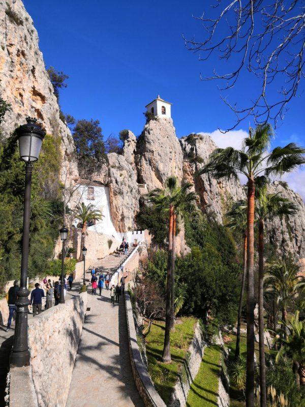 Über Xixona nach Guadalest oder: Bergluft schnuppern