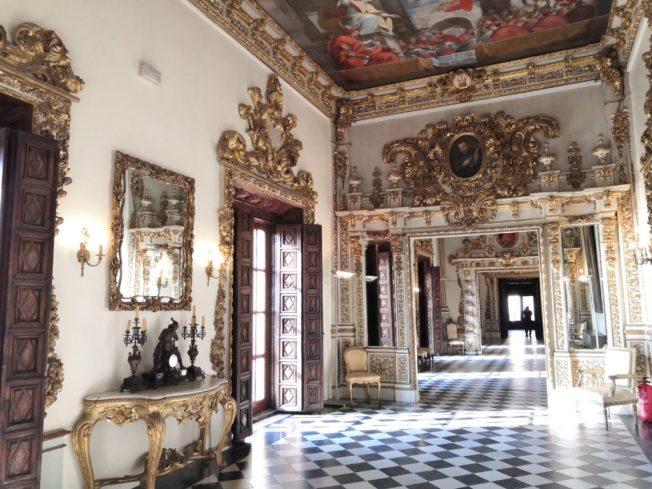 Borgia Palast in Gandía