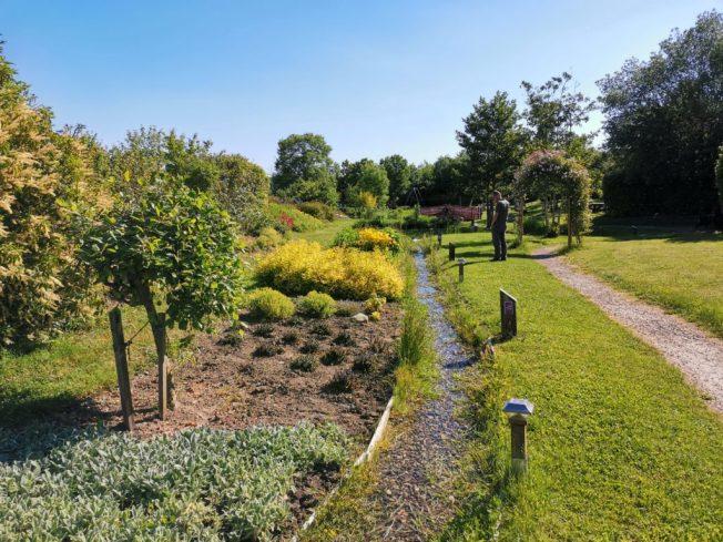 Themengarten Lebensfluss