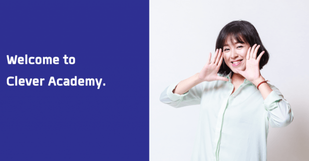 Welcome to Clever Academy!