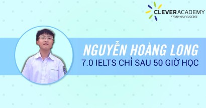 HOANG LONG 7.0 ielts
