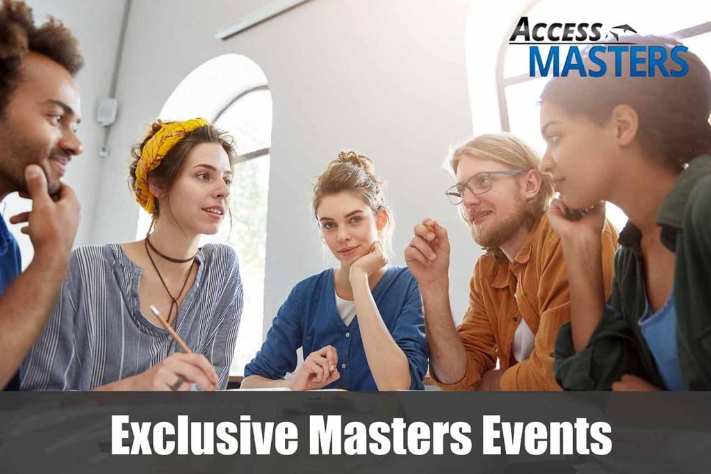 Triển lãm Du học Sau Đại học Access Masters tại TP.HCM - Tháng 4/2019