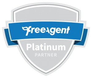 Clever Accounts are Freeagent Platinum partners