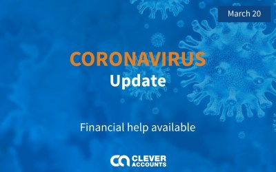 Coronavirus update – The Government announces financial help measures for UK businesses