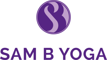 Sam B Yoga Logo