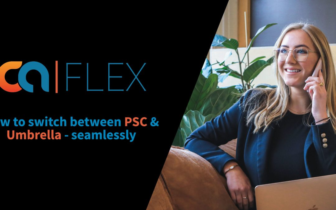 IR35 changes and the FLEX Umbrella solution