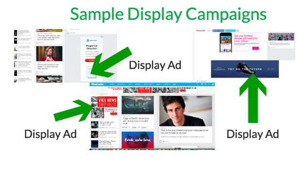 sample display campaigns