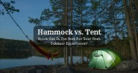 Hammock vs. Tent: Which One Is The Best For Your Next