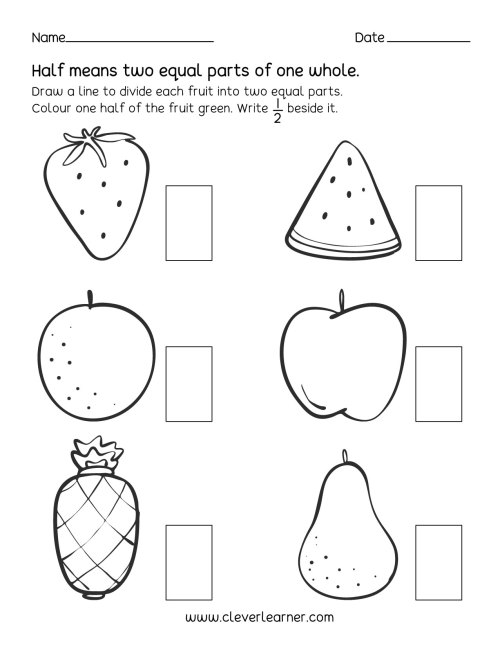 small resolution of Fun activity on fractions