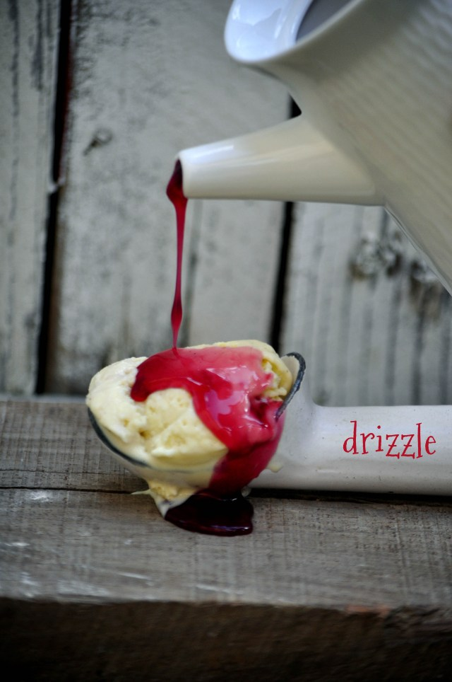 Pomegranate Drizzle