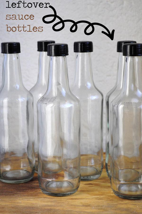 Leftover Bottles