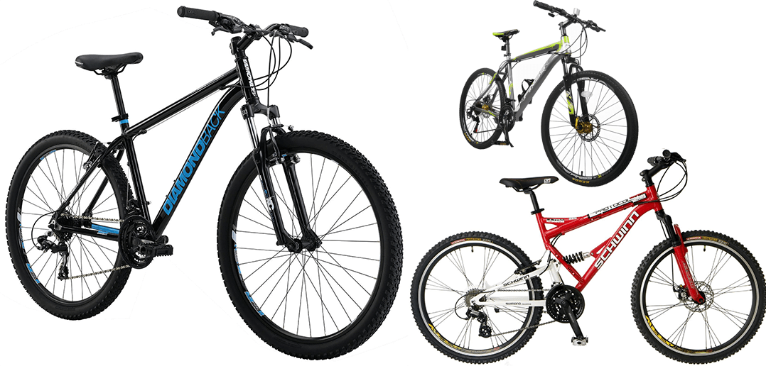 Best Mountain Bike Under $300: Top 3 Best Rated Mountain Bikes