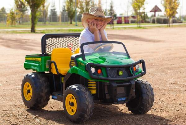 John Deere Ride Toys Make Little