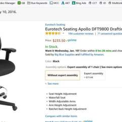 Tall Chair For Standing Desk How To Refinish Wood Chairs My Eurotech Review The 1 Best Desks Is It Really Drafting