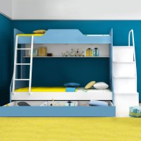 Kendall Bunk Bed with 3/4 Bed | Clever Little Monkey