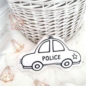 Police Car Scatter