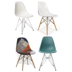 Fake Eames Chair Tall Round Kitchen Table And Chairs Classic Replica Clever Little Monkey