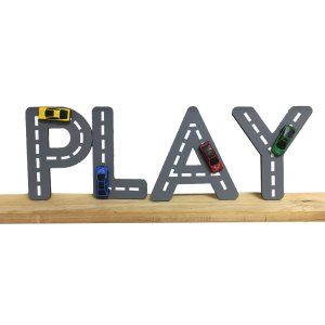 Play Road Letters